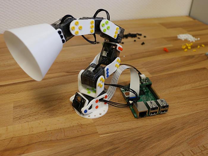 проекты для Raspberry Pi 3